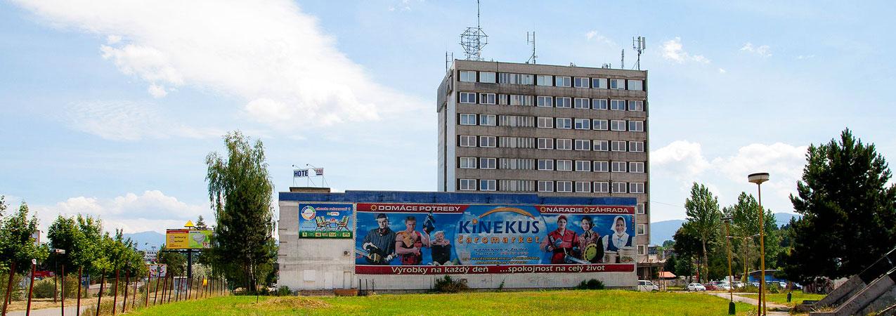 Hotel a Ubytovňa Dom Techniky Žilina